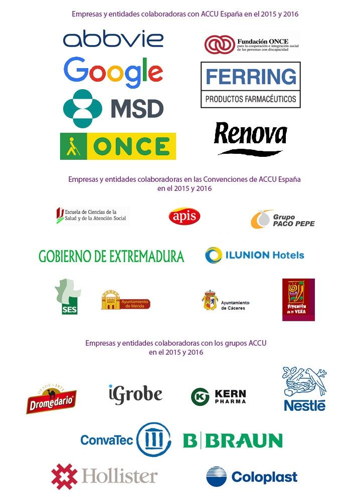 Empresas y organizaciones colaboradoras - Empresas colaboradoras ...